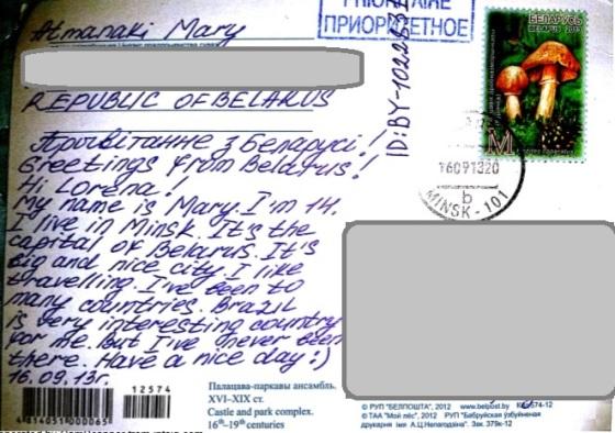 postacard