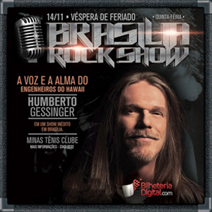 Brasília-Rock-Show