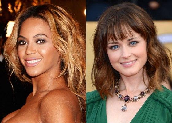 32 anos – Beyoncé e Alexis Bledel