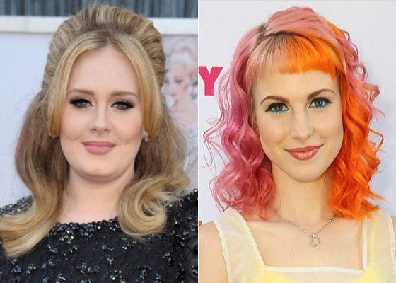25 anos - Adele e Hayley Willians