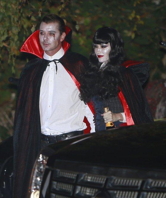 Gwen Stefani e o marido de vampiros