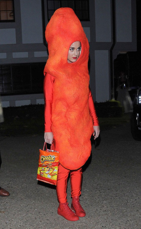 Katy Perry de Cheetos