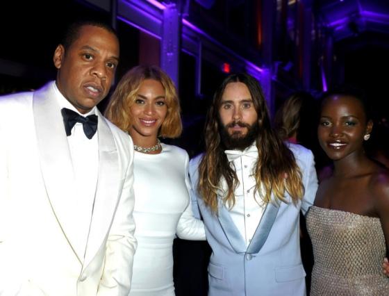 Jay-Z-Beyonce-Jared-Leto-Lupita-Nyongo